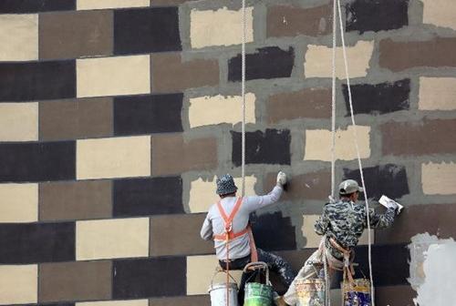 水性油漆如何选择的墙面或者材料润湿剂?-隔音涂料