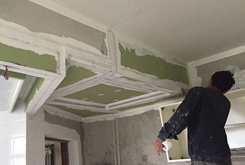吸音涂料-玻璃漆的工程施工方法是啥?